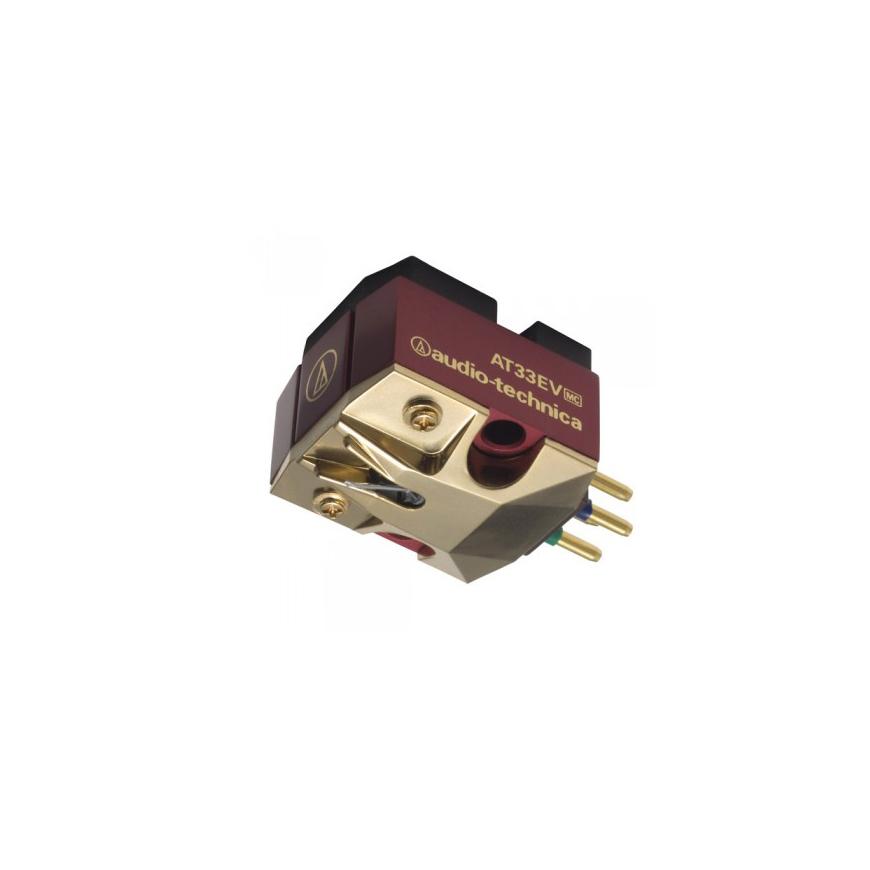 Audio-Technica AT33EV звукосниматель