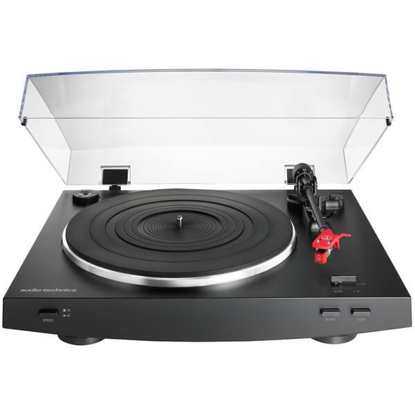 Audio-Technica AT-LP3 виниловый проигрыватель чёрный