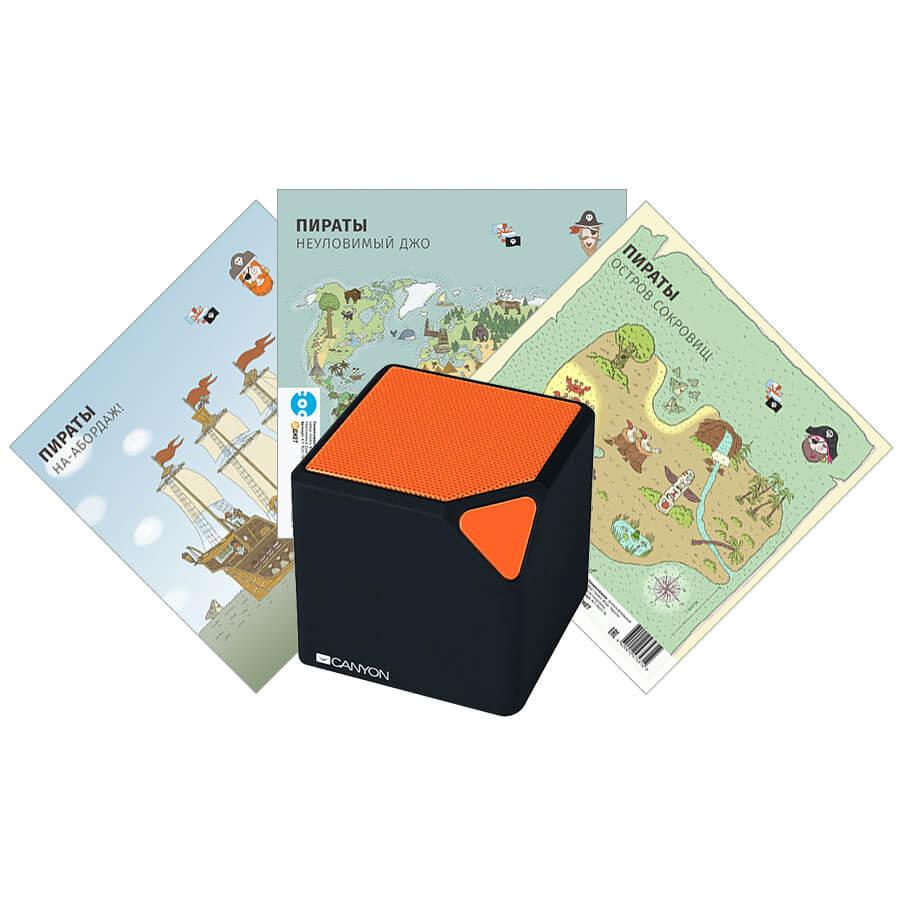 Развивающая игра Coobic: игры про пиратов и сказки про разбойников
