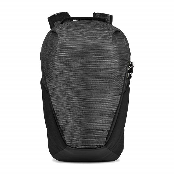 Рюкзак антивор Pacsafe Venturesafe X18, серый брильянт, 18 л.