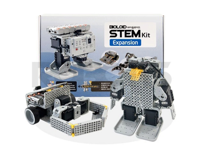 Образовательный робототехнический набор ROBOTIS STEM Level 2 (Bioloid STEM Expansion)