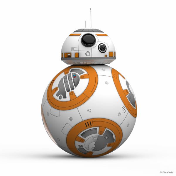 Дроид BB-8 из «Звездных войн» от компании Sphero (шар-робот)