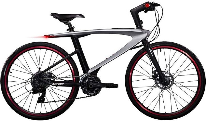 Смарт-велосипед LeEco Le Super Bike Stahly