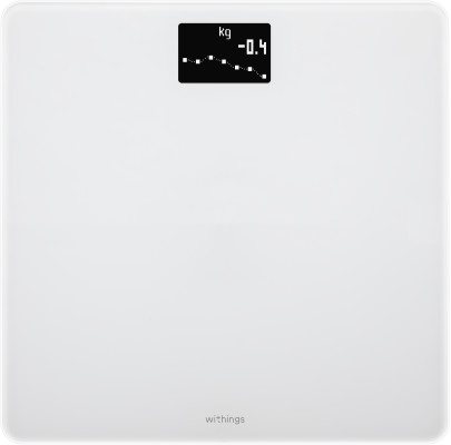 Умные весы Withings Body Scale WBS06 WH (White)