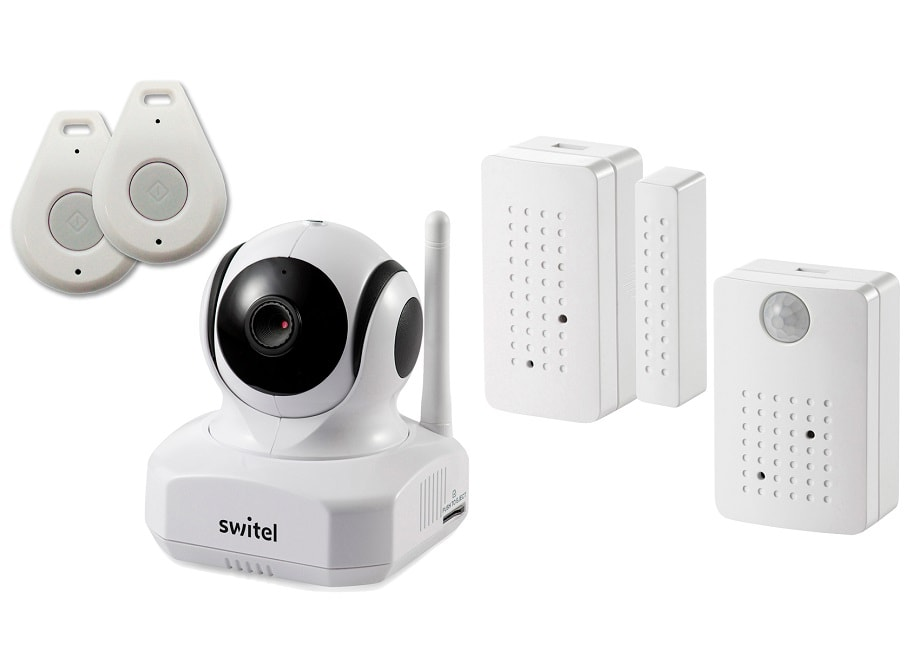 Система безопасности Switel Smart Security HD Wi-Fi BSW220