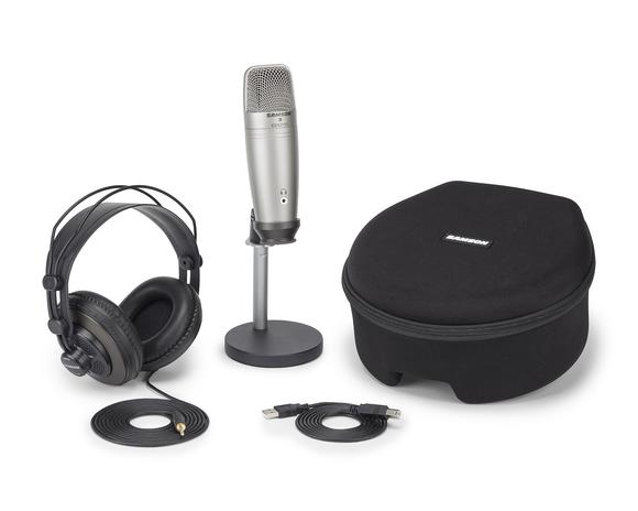 Комплект Samson C01U PRO Podcasting Pack