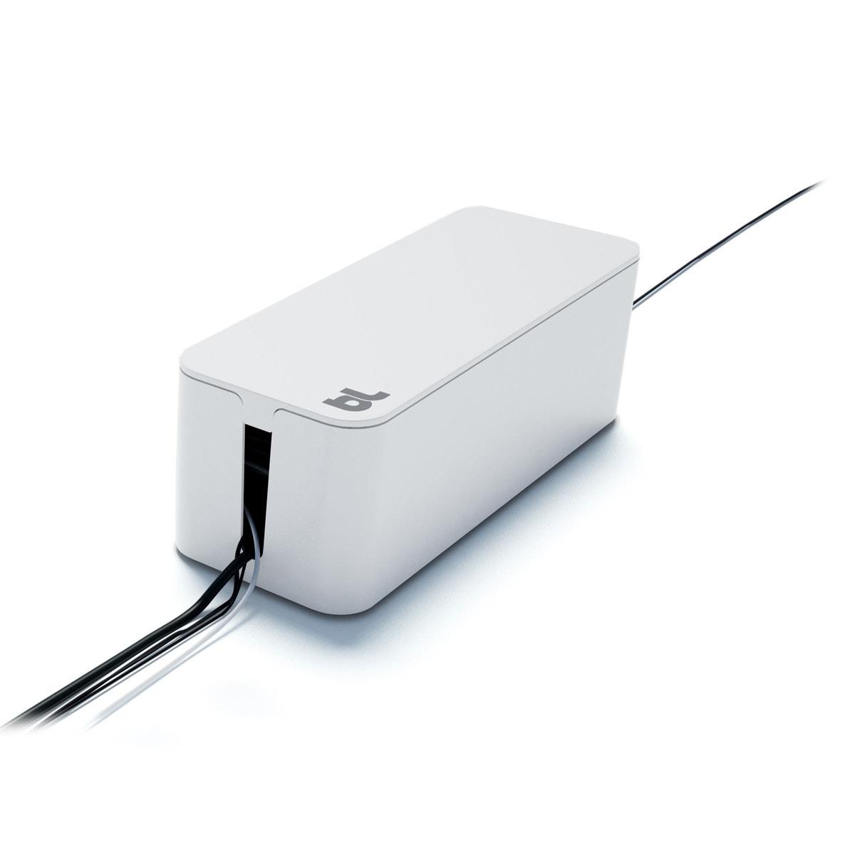 Бокс Bluelounge CableBox для компактного и эргономичного размещения сетевого фильтра и проводов