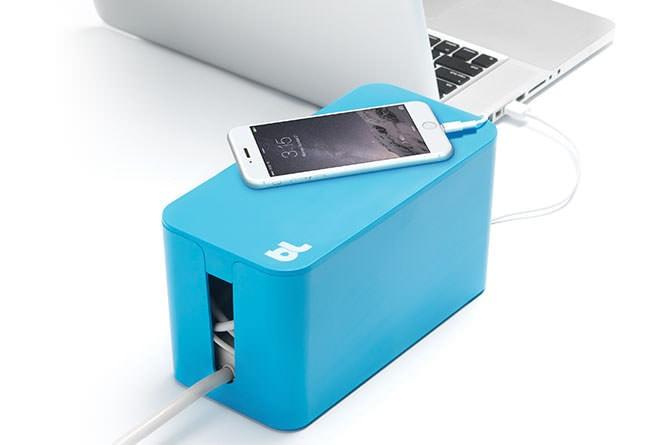 Bluelounge CableBox Mini - бокс для проводов