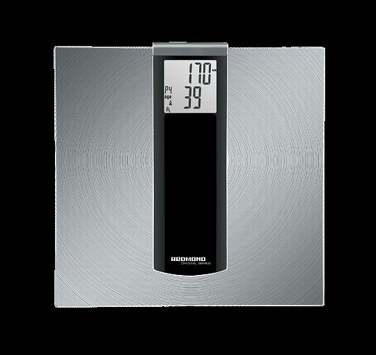 Напольные весы REDMOND SkyBalance 740S, управление с телефона