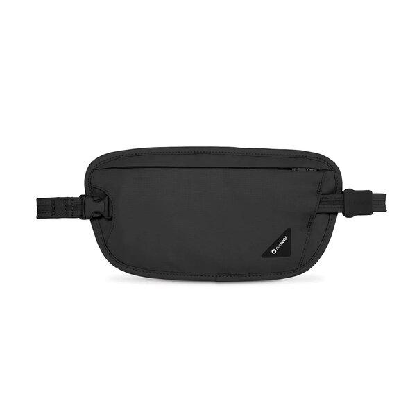 Сумка кошелек на пояс Pacsafe Coversafe X100, черный