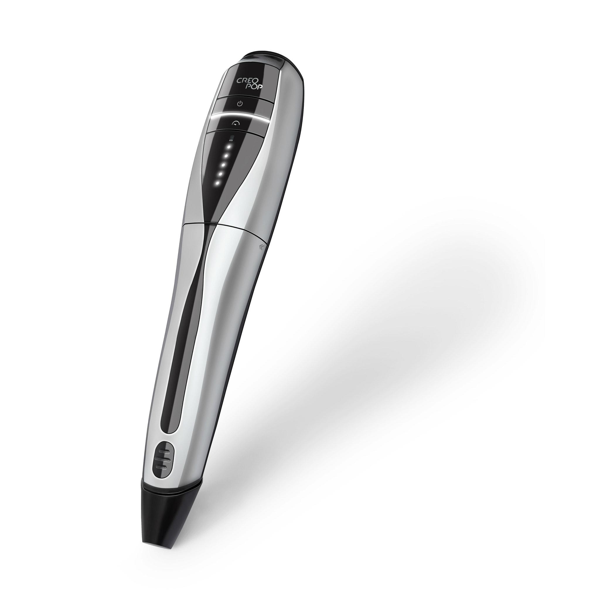 CreoPop – Первая в мире 3D ручка с «холодными чернилами»