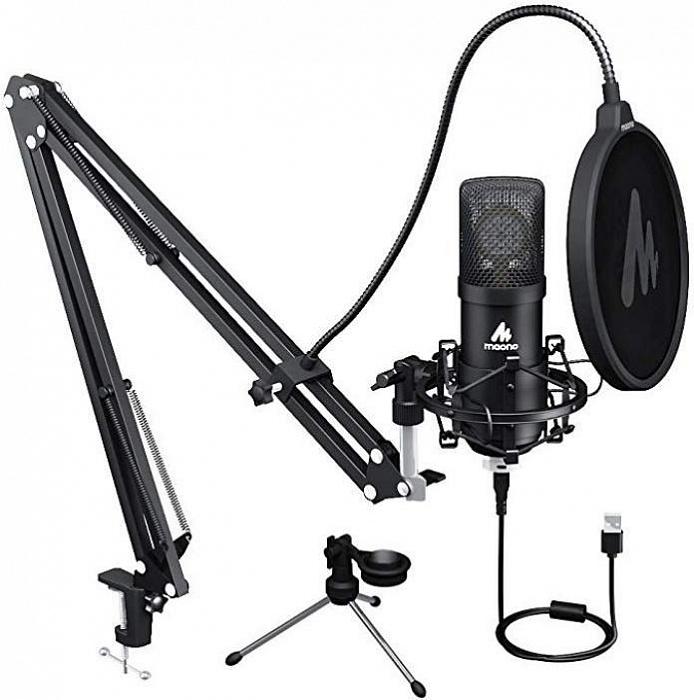 Конденсаторный микрофон Maono AU-A425 Plus (Black)
