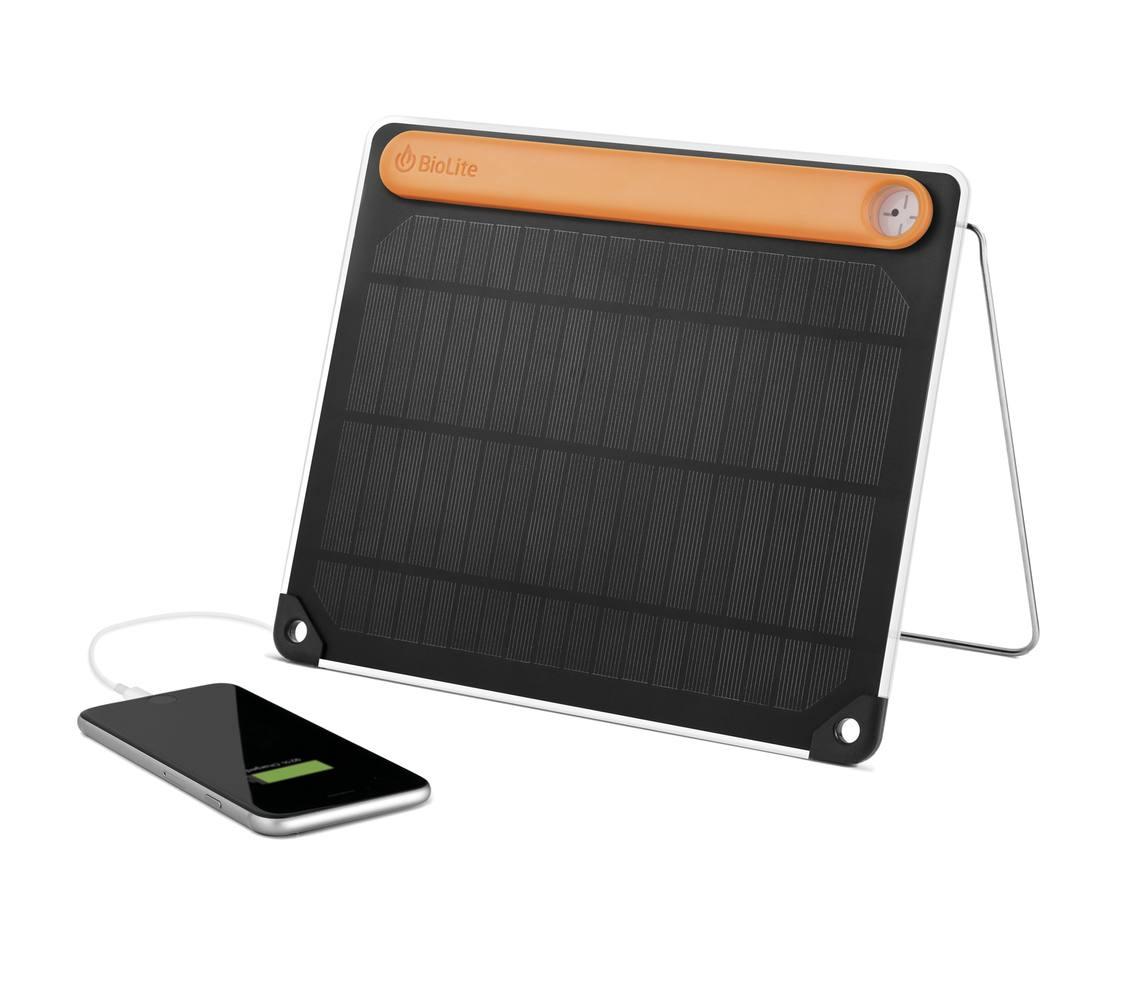 Солнечная батарея BioLite SolarPanel 5+ с аккумулятором SPA1001
