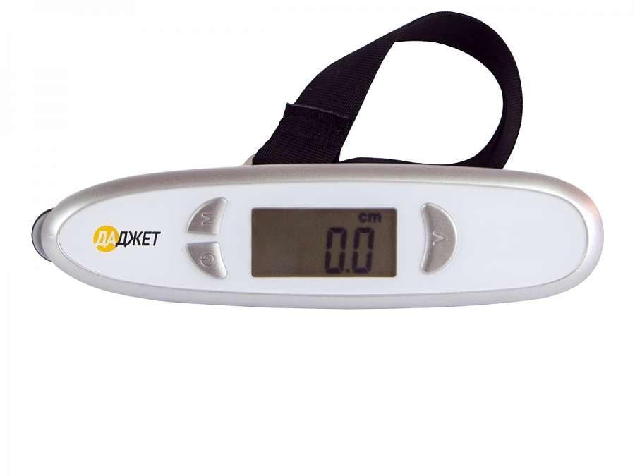 Весы для багажа с электронной рулеткой Master KIT MT4017
