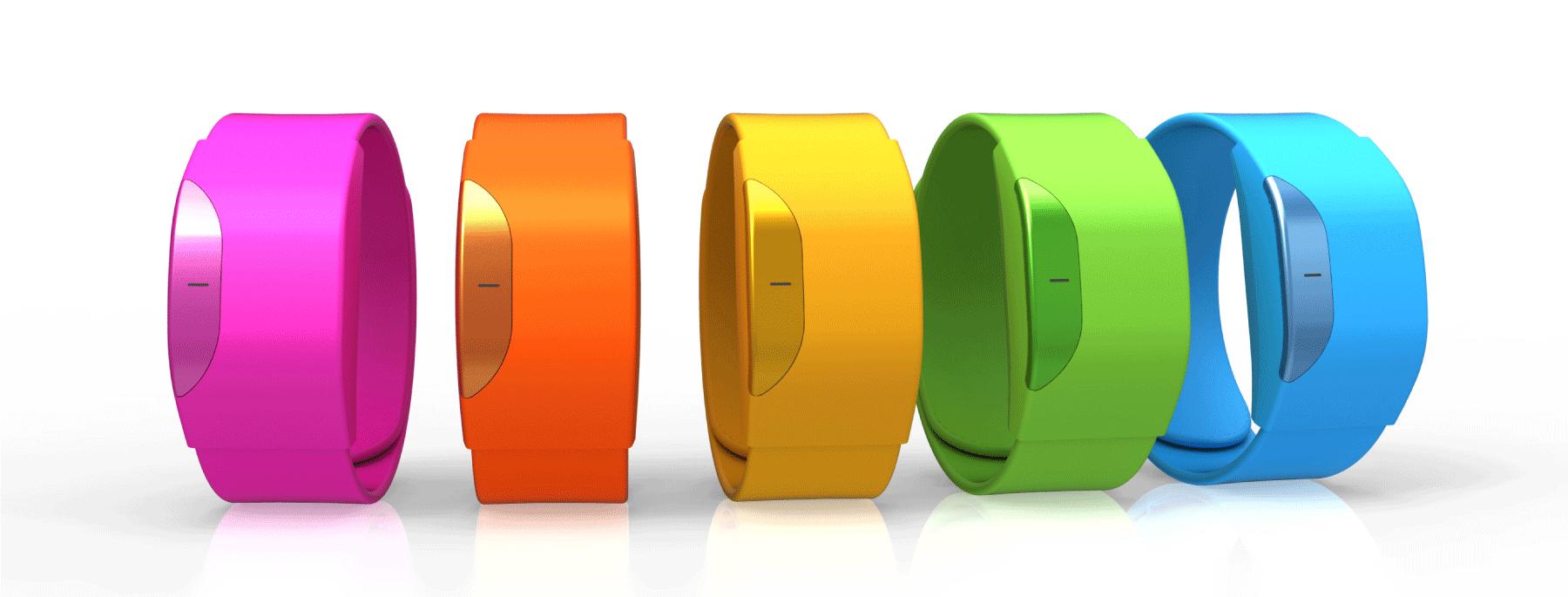 Moff band – смарт браслет для юных пользователей