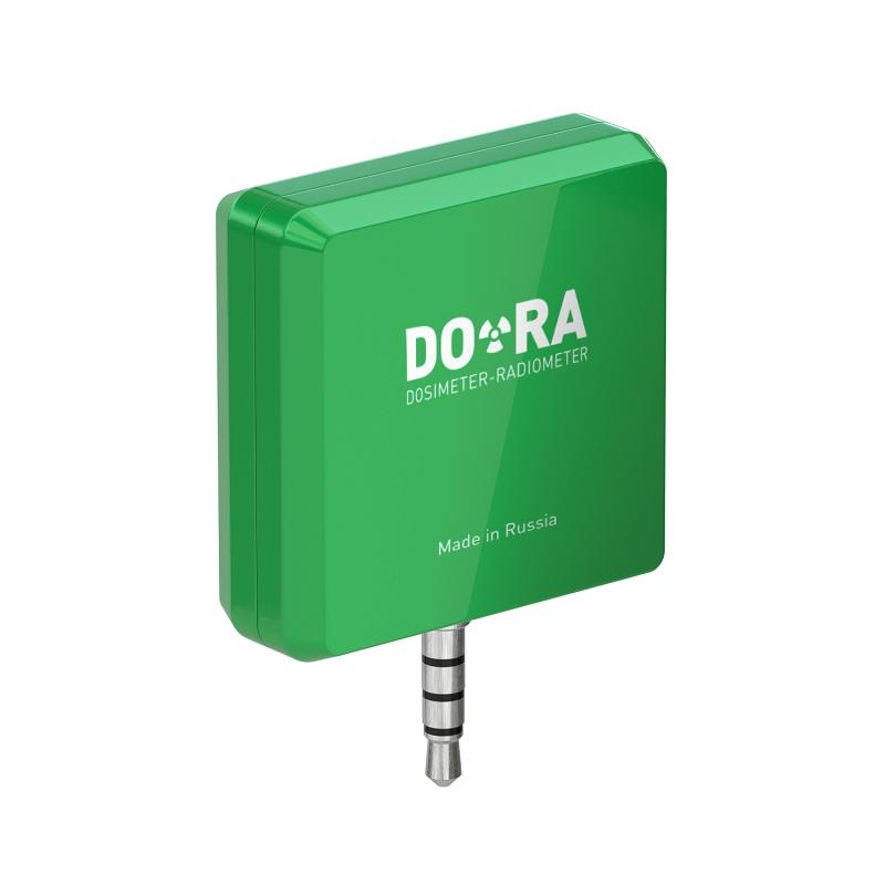 DO-RA Индикатор ионизирующего излучения для устройств уни., пластик