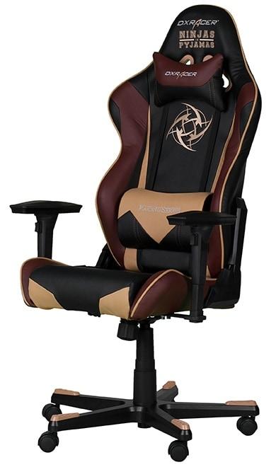 Компьютерное игровое кресло DXRacer Racing Series RE126