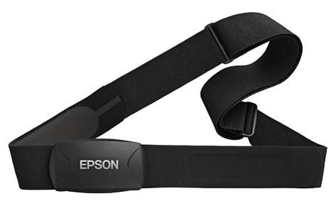 Нагрудный пульсометр SFHRM01(HRMBLE) для спортивных GPS-часов Epson