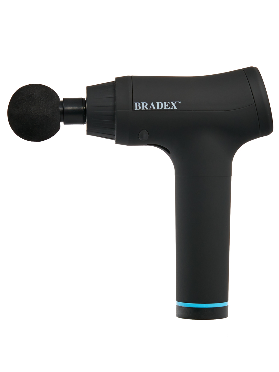 Массажер вибрационный для тела массажный пистолет bradex белье женское швейцария