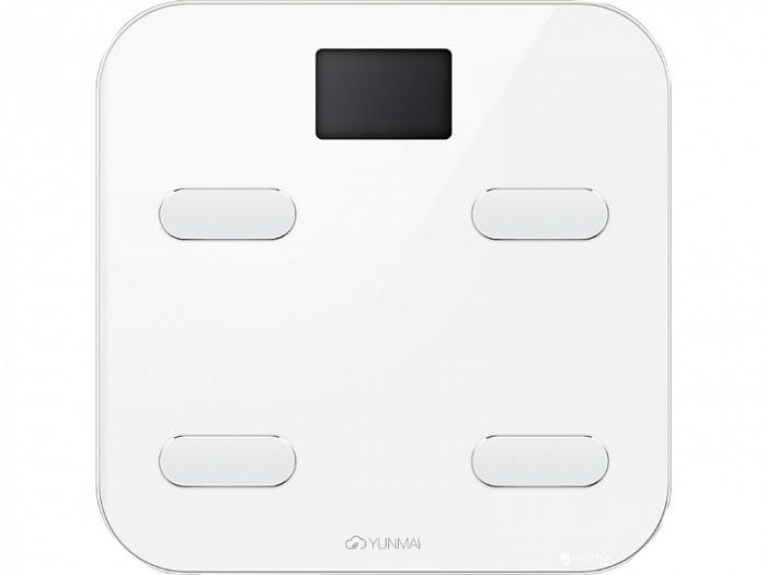 Умные весы YUNMAI Color M1302