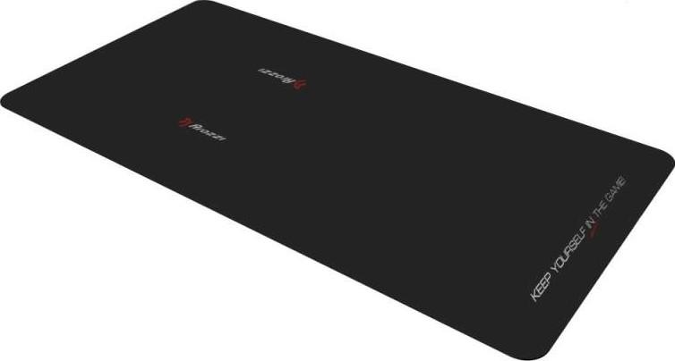 Коврик для стенда Arozzi Velocità Floormat - Black