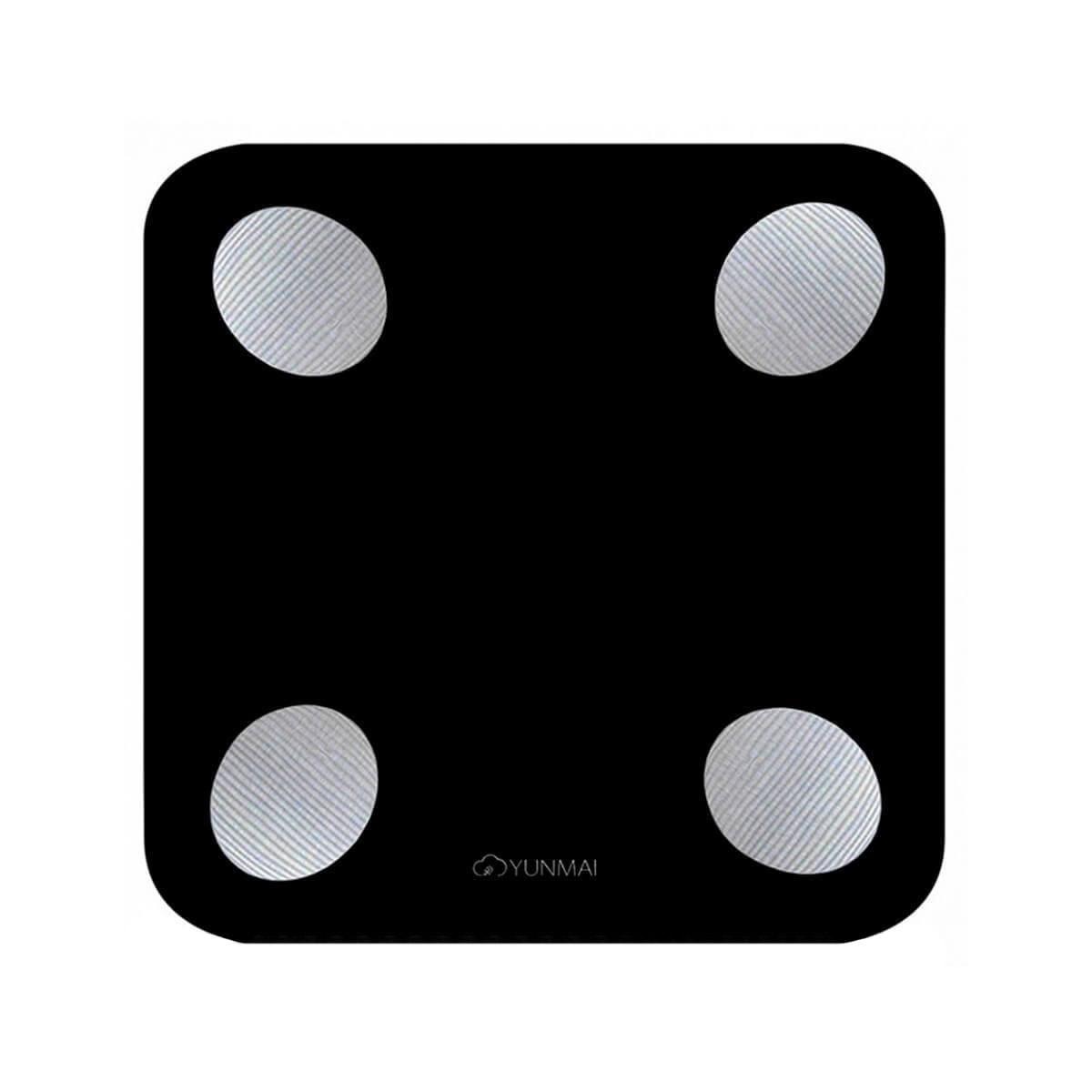 Умные весы YUNMAI Balance M1690 черные