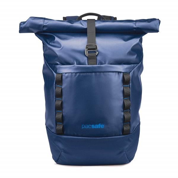 Рюкзак антивор Pacsafe Dry Lite 30L, синий