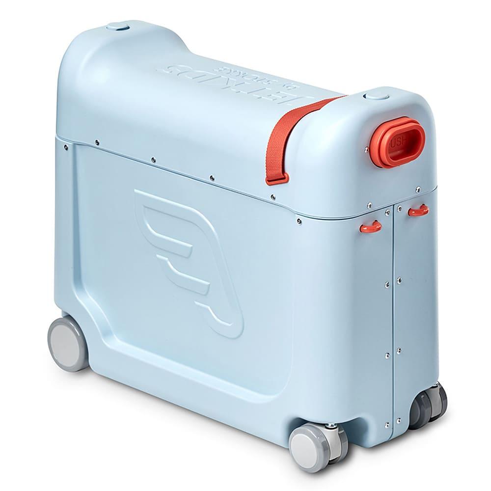Детский чемодан-кроватка для путешествий JETKIDS BedBox