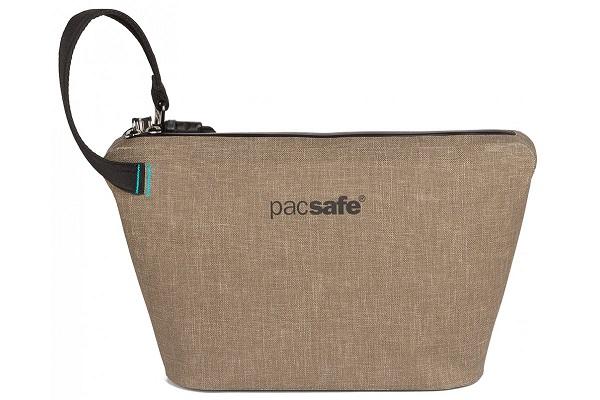 Сумка Pacsafe Dry  stash bag, бежевый
