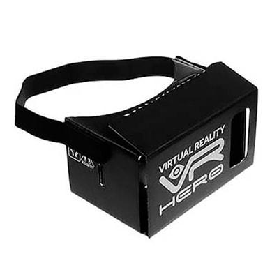 Cardboard VR Hero – простые и уникальные очки виртуальной реальности