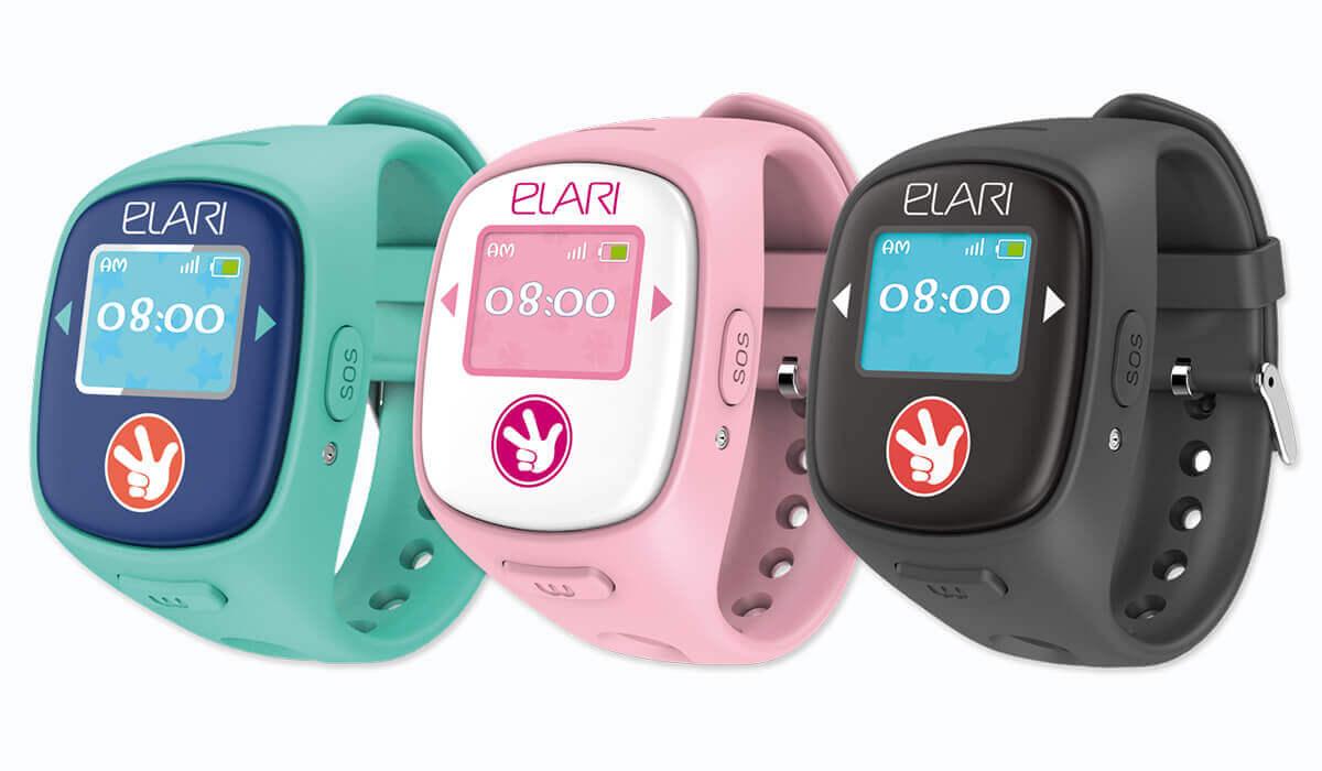 Детские часы-телефон Elari Fixitime 2 c GPS/LBS/WiFi-трекером