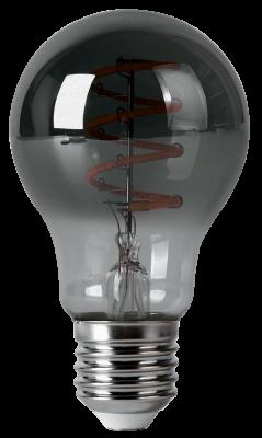 Умная лампочка филаментная Geozon FL-03 E27 black