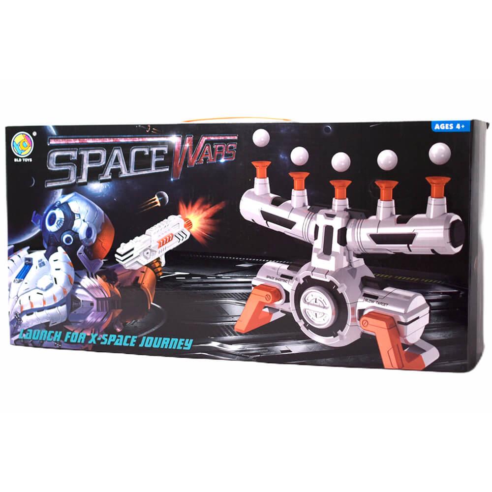Набор игровой Space Wars «Стрельба из бластера по летающим шарикам»