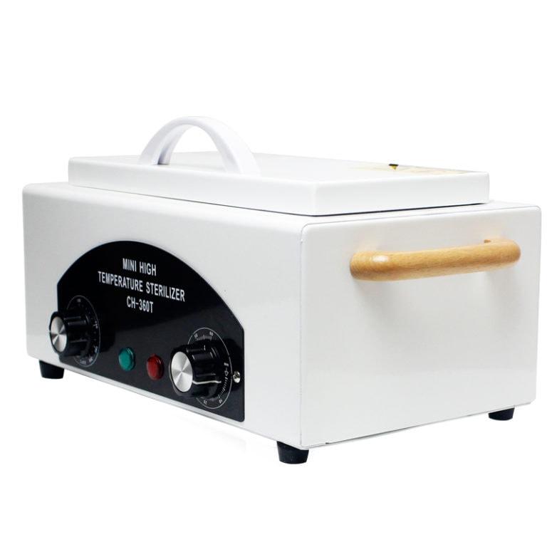 Сухожаровый шкаф для стерилизации маникюрных инструментов (Сухожар) CH 360 T