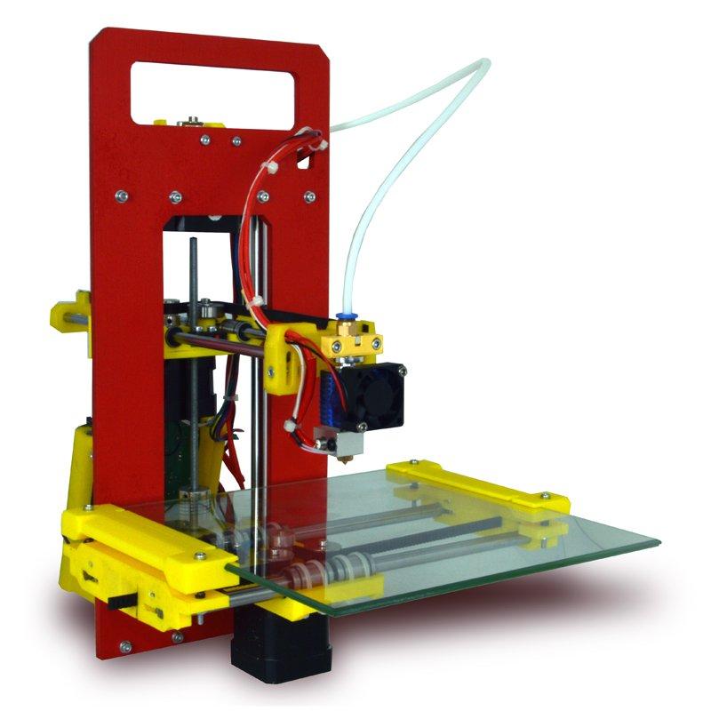 3D принтер конструктор MC7 Prime mini с блоком питания