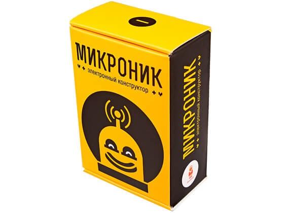 "Электронный конструктор ""Микроник"" Амперка"