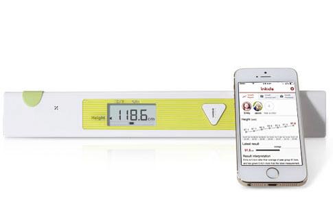Inbody InLab – точное измерение роста с помощью ультразвуковых волн за одну секунду