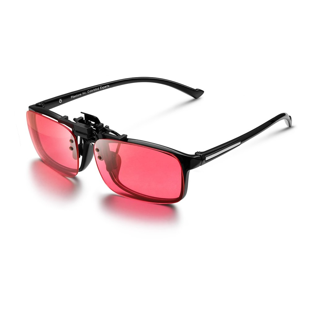 Очки для дальтоников Pilestone GM-3 Cредняя/сильная степень. Используются с диоптриями