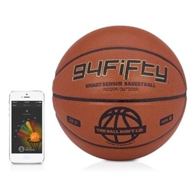 94Fifty С Баскетбольный мяч со встроенными датчиками