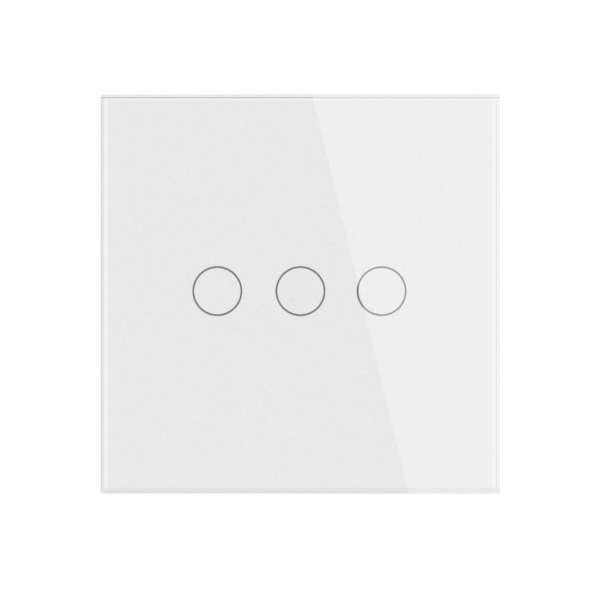 HIPER Умный встраиваемый выключатель Switch T03W
