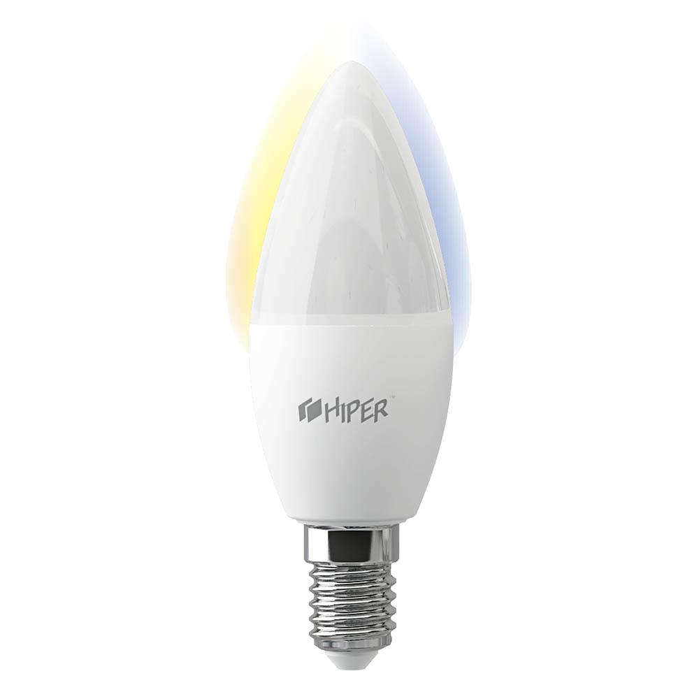 Умная LED лампочка HIPER C1 White