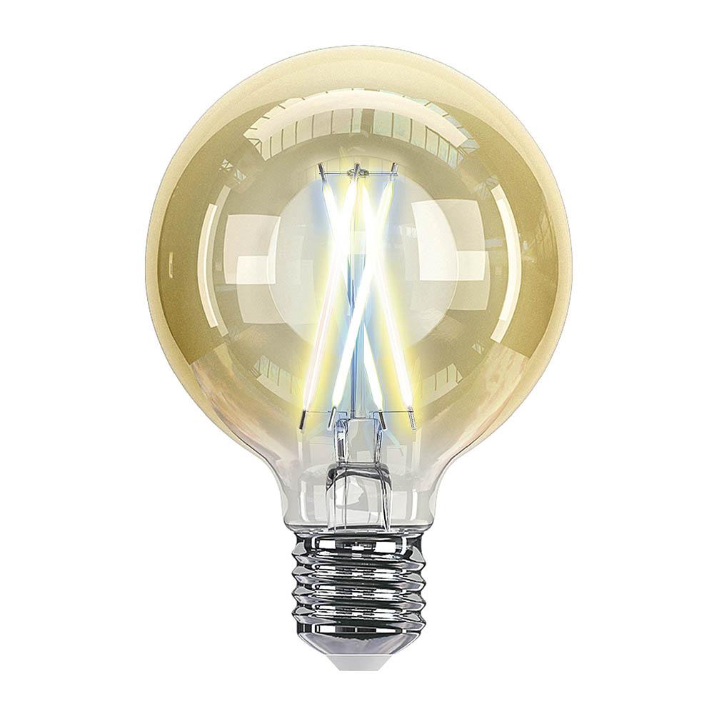 Умная филамент лампочка HIPER G80 Filament Vintage
