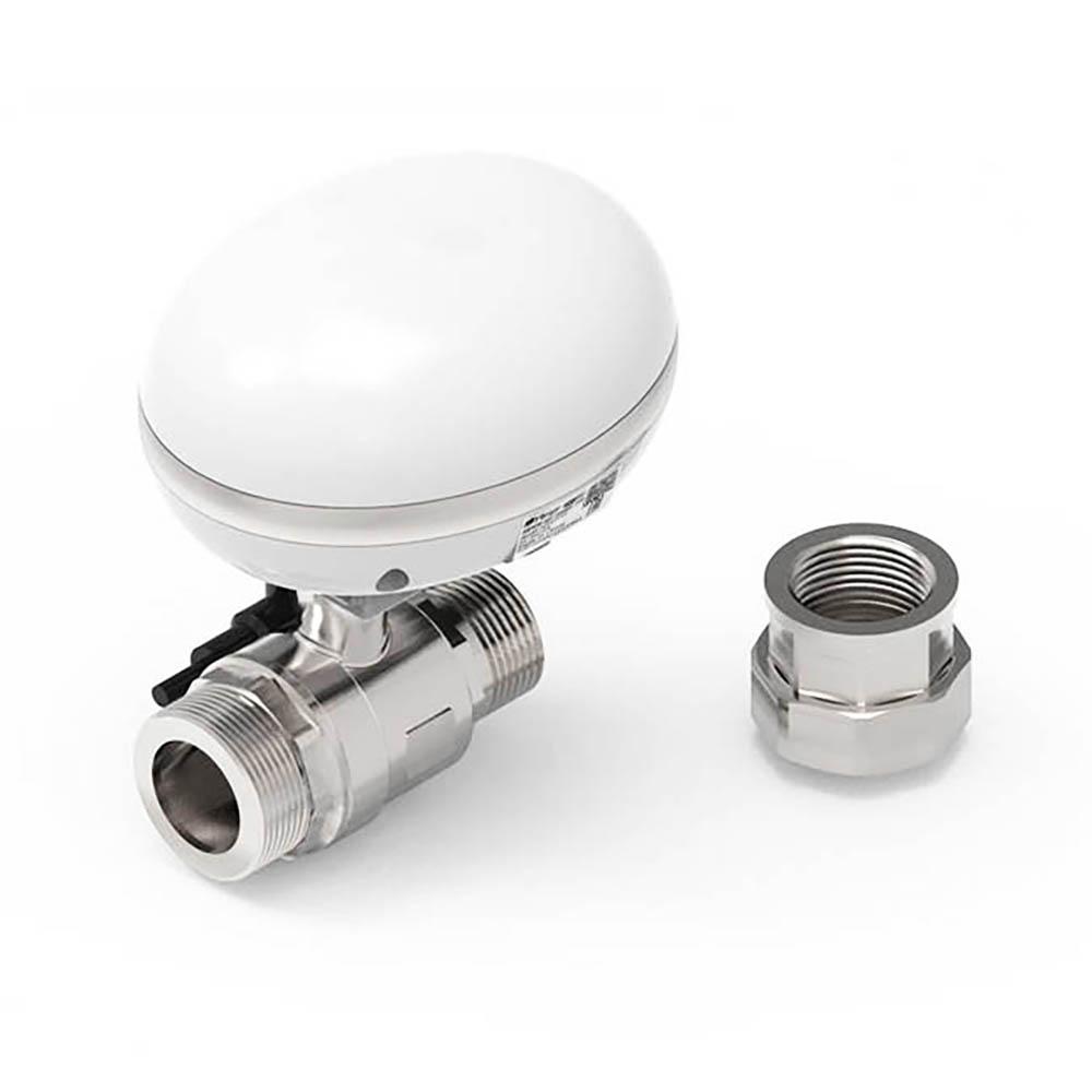 Умный шаровый кран с электроприводом HIPER IoT Valve 1/2