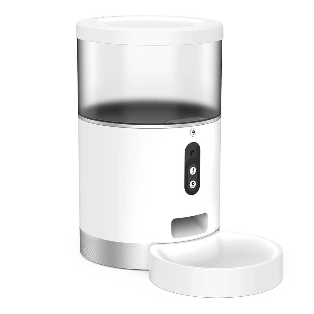 Умная Wi-Fi автоматическая кормушка HIPER IoT Pet Feeder