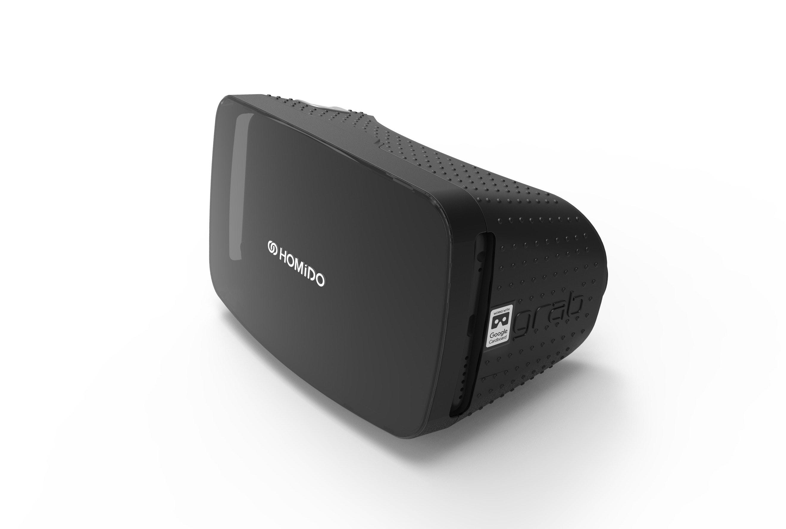 Шлем виртуальной реальности Homido Grab (доступно 6 цветов)