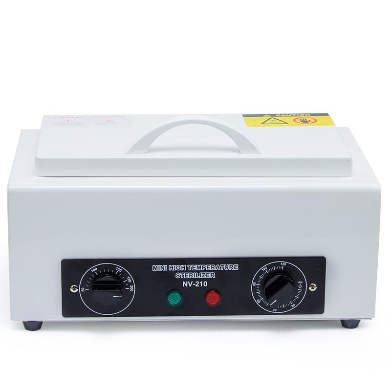 Сухожаровый шкаф для стерилизации маникюрных инструментов (Сухожар) NV 210