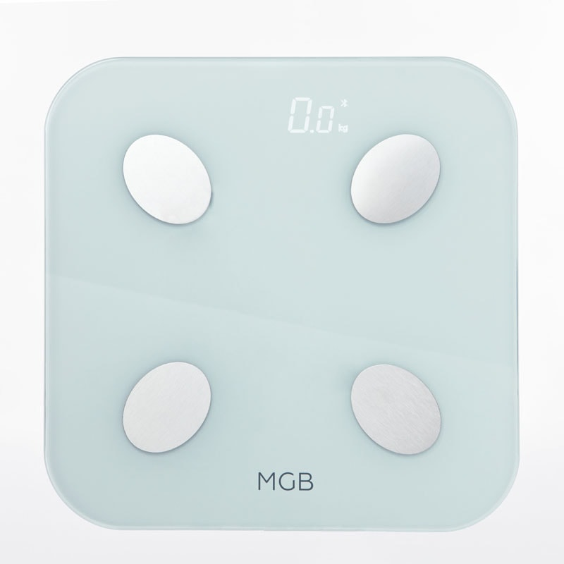 Умные весы MGB Body fat scale Glass Edition