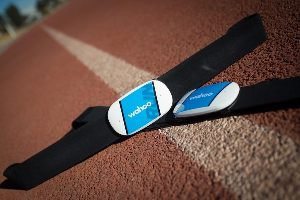 Bluetooth пульсометр TICKR от компании Wahoo Fitness