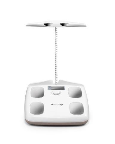 InBodyDial – умные весы-анализатор состава тела