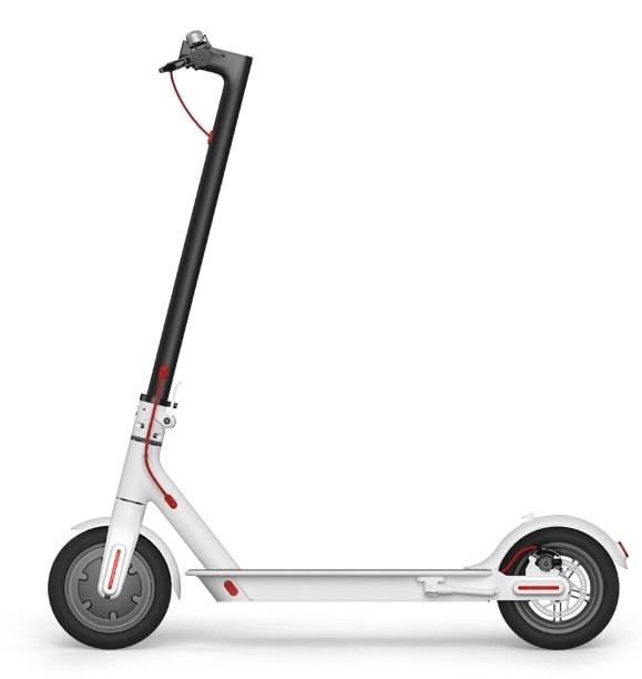 Электросамокат Xiaomi (MI) Mijia Electric Scooter White